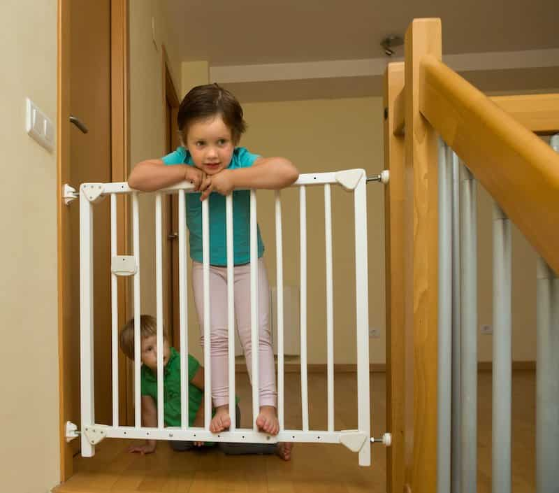 Bestselling Hands-Free Baby Gates on Amazon