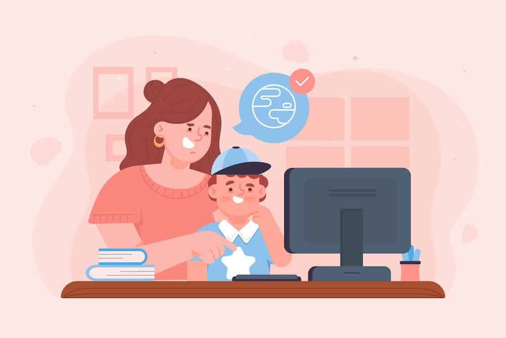 Online resources to help teach your kids while you're working at home