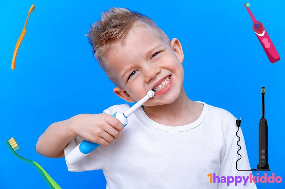 toddler electric toothbrushes