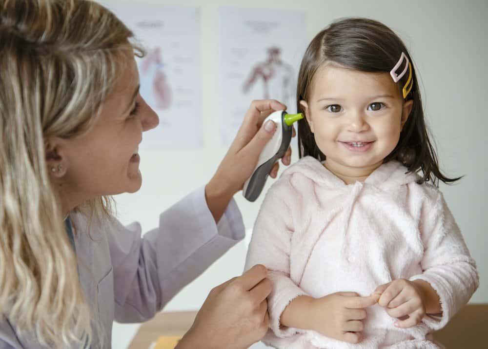 When to see a doctor if your toddler has ear pain