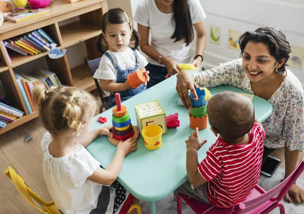 What to look for in a good daycare