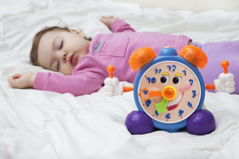 How to help your baby sleep longer
