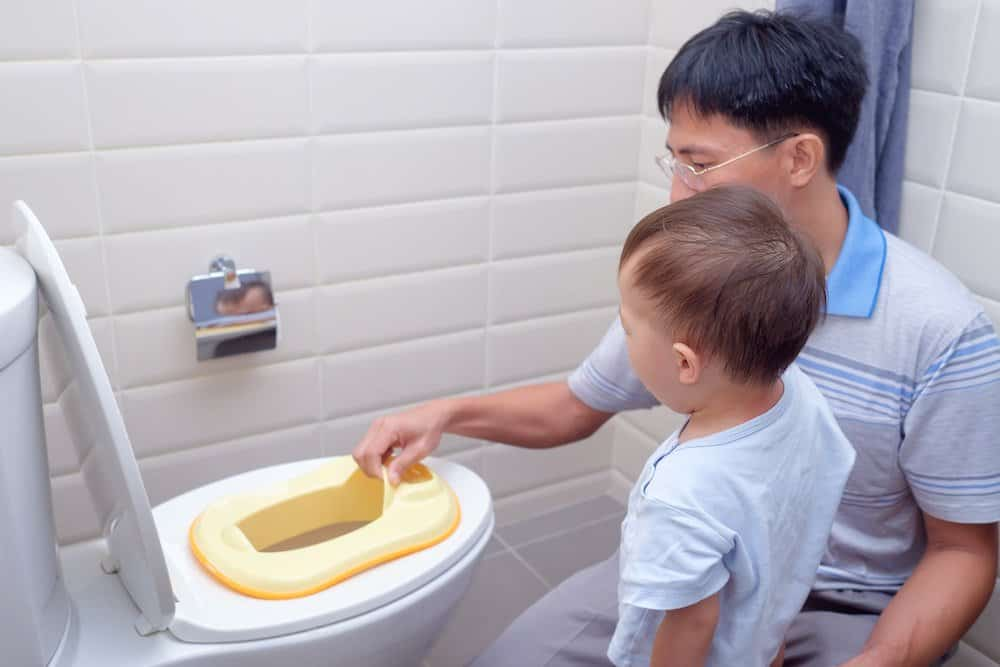 Ways to handle Potty training accidents