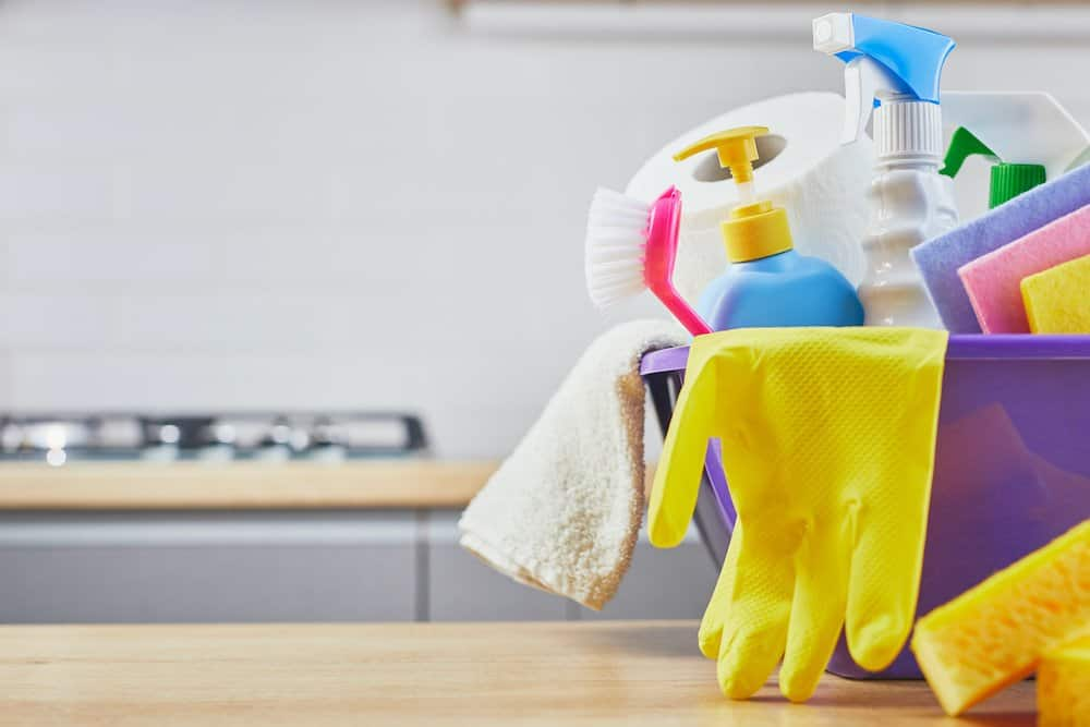 How to get rid of the smell from a cloth diaper pail