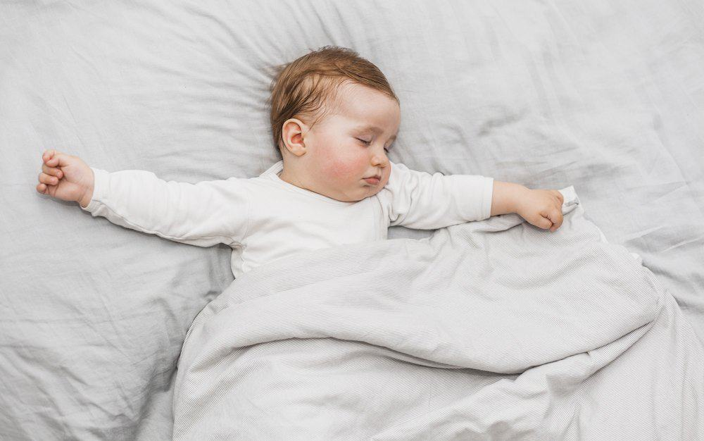 Infant sleep training tips