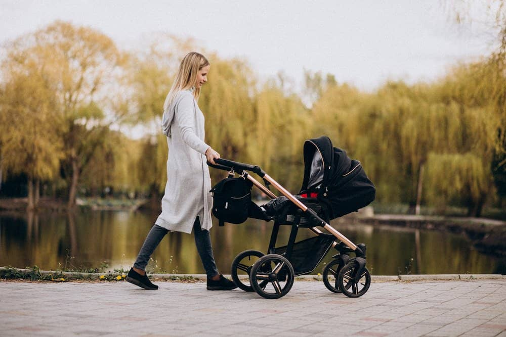 How soon can you take your newborn baby outside?