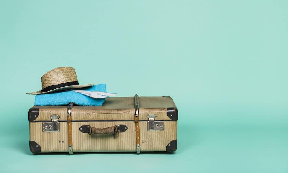 What to pack when traveling with a potty training toddler?