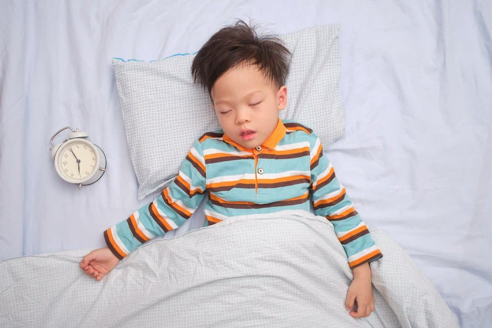 How to get your tired toddler to sleep