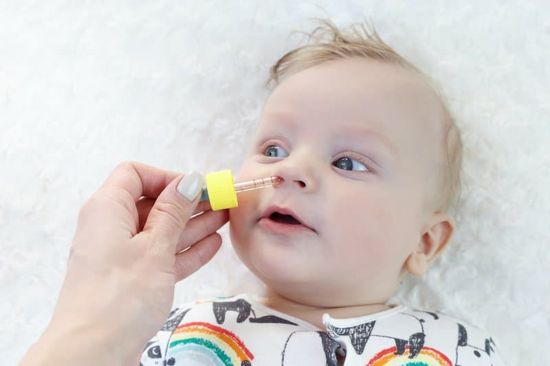 Home remedies to decongest your baby