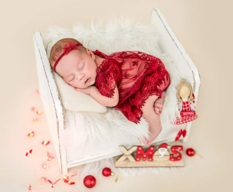 Shopping for newborn Christmas outfit ideas