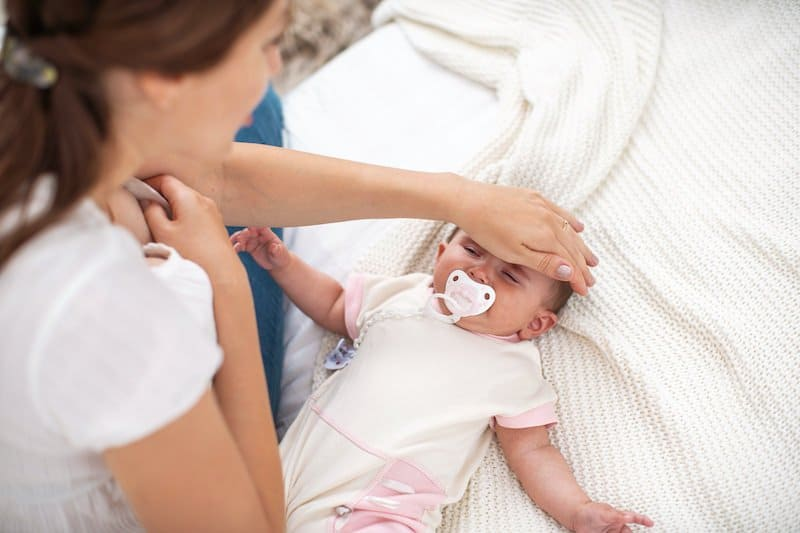 When to take your baby to the doctor for acute bronchiolitis