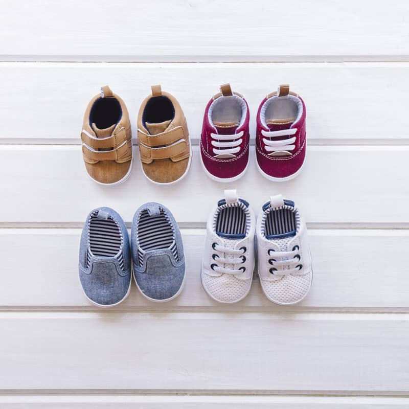 Baby Shoe Brand Differences