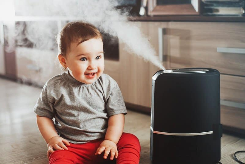 Best humidifiers for baby decongestion