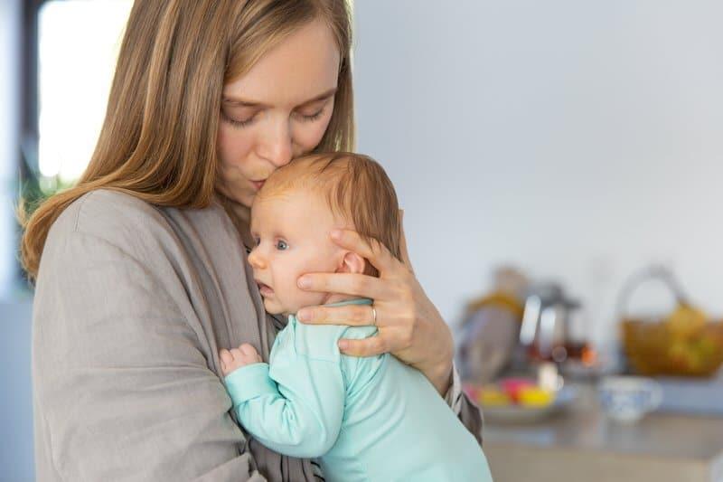 Can newborns sweat?