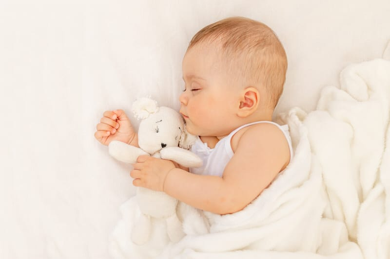 How To Dress A Baby For Sleep - Weather, Tips & Ideal Temperature