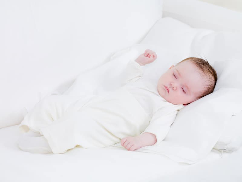 How To Safely Co-Sleep With A Crawling Baby?