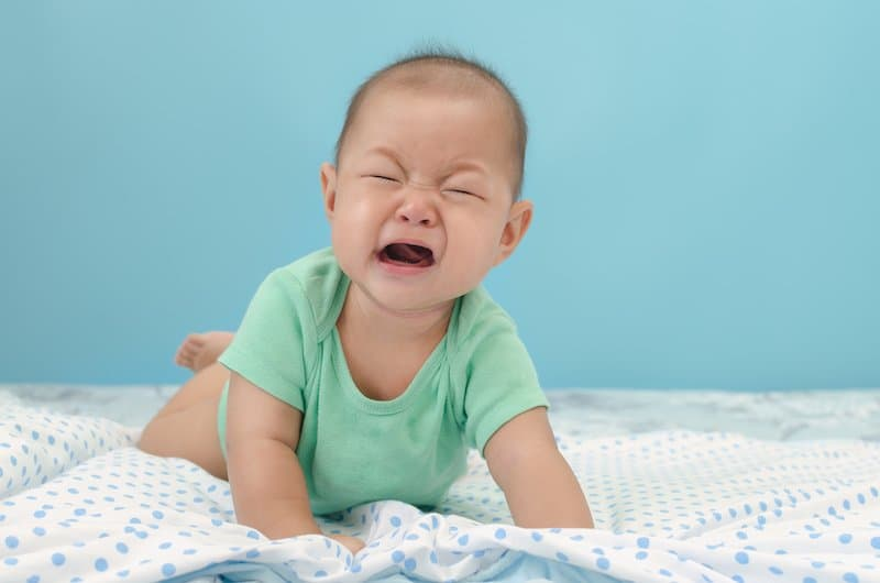 Signs baby not getting enough sleep