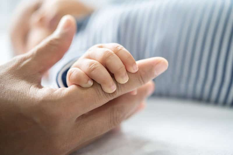 Sleep routine of your Newborn Baby