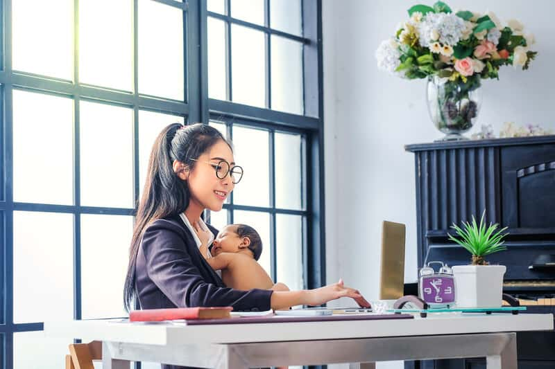 The inevitable choice of becoming a working mom