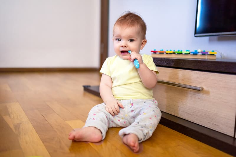 Toddler Teething Vomiting - Why It Happens & What You Can Do About It