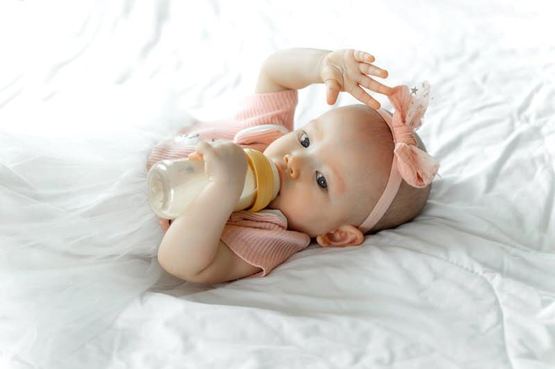 What are the effects of not breastfeeding your child at all?
