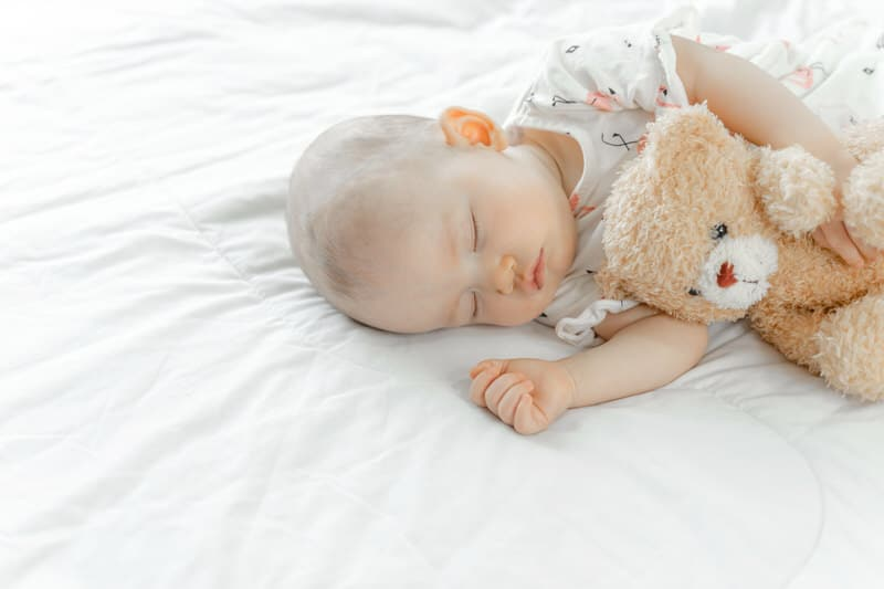 When should you change the crib sheets?