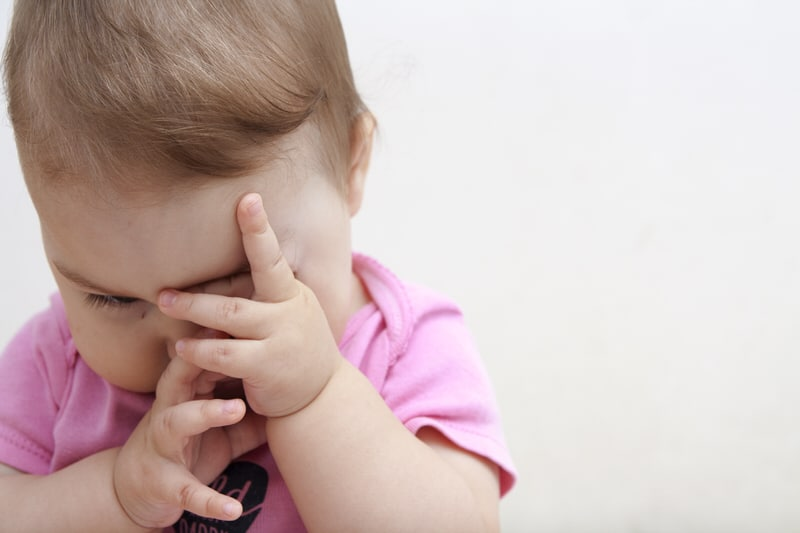 Why Do Babies Rub Their Nose? My Baby Rubs His Nose A Lot, What Can I Do To About It?