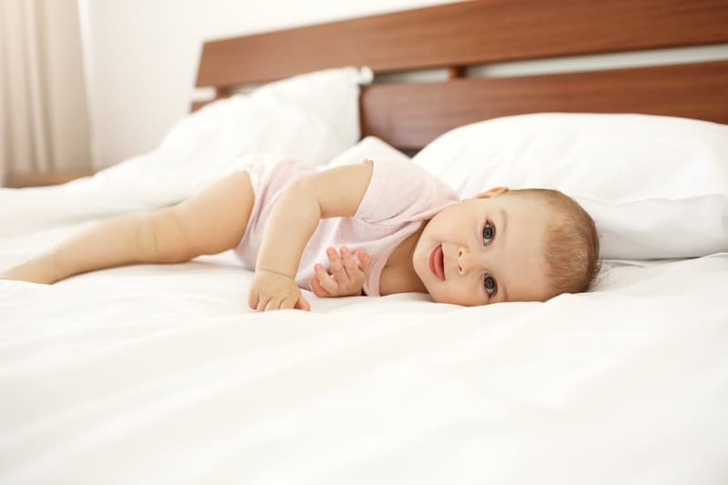 Benefits of co-sleeping with a bed rail
