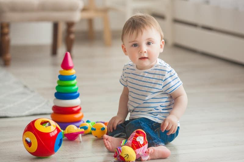 How to Keep their Toys Organized