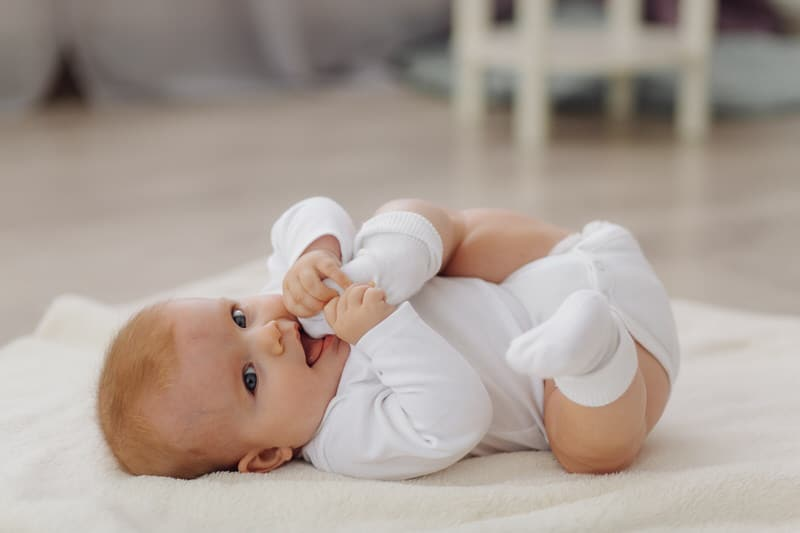 Remedies to get rid of stinky baby feet