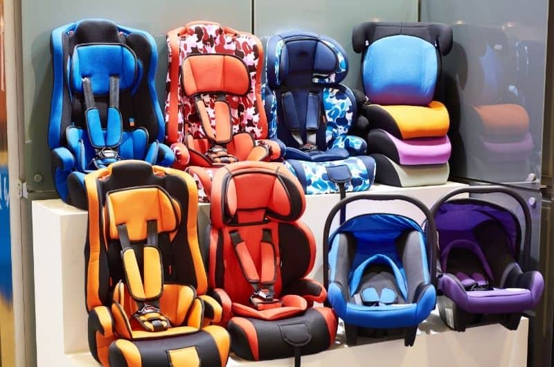 Useful tips for buying your child's car seat
