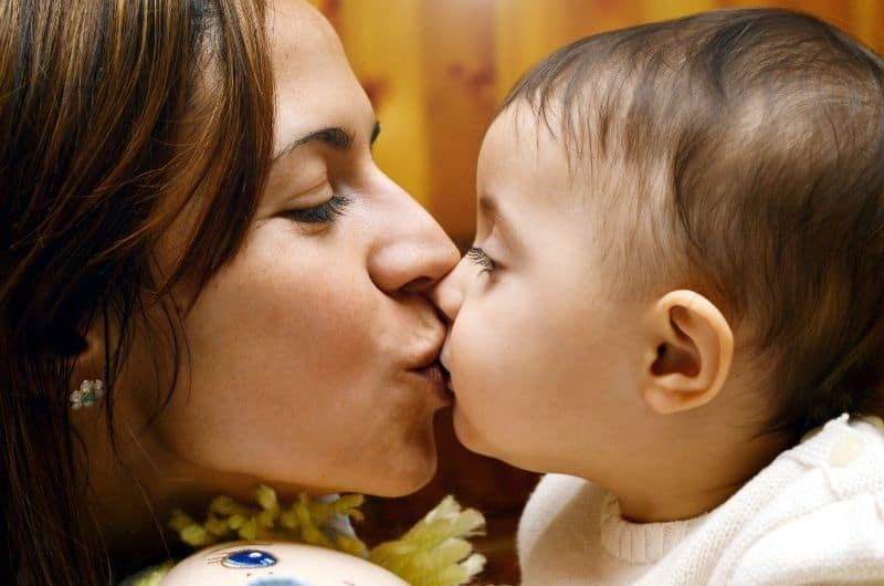 What To Do If I Kissed My Baby With A Cold Sore?