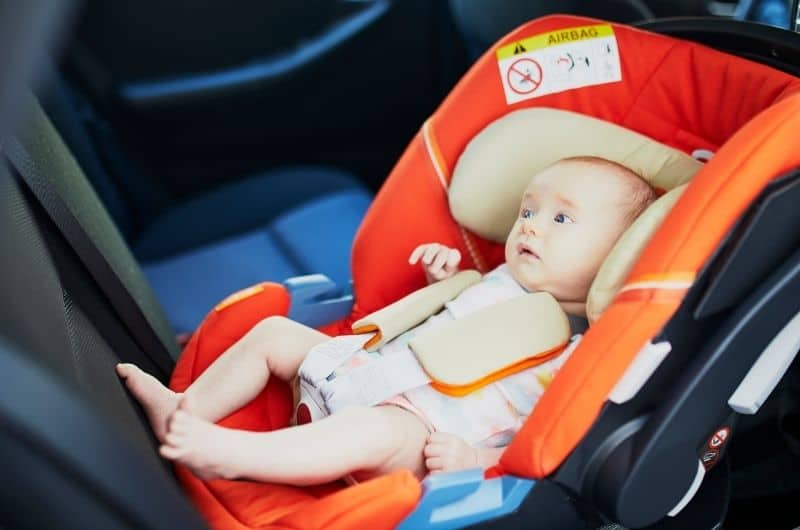 When Should My Baby Change Car Seats?