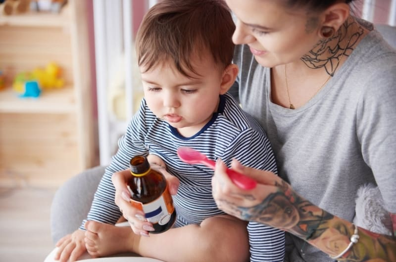 Ibuprofen Or Acetaminophen For Toddler With Fever - Effectiveness, Dosage & Side Effects