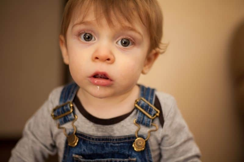 Sudden Excessive Drooling in Toddlers - Causes And How To Manage