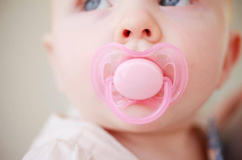 Why Does My Baby Gag On Pacifiers - What Can I Do To Help?