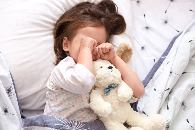 How Can I Help My Toddler with Night Terrors?