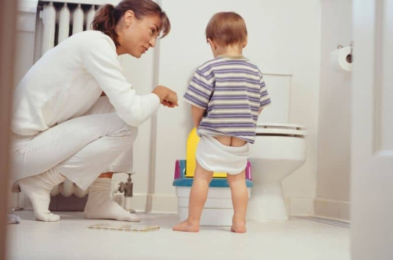 When To Give Up On Potty Training?