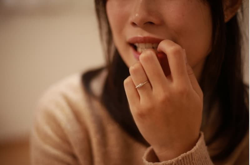 I Keep Biting My Nails During Pregnancy - Is It Harmful?