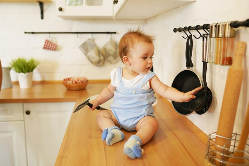 How To Discipline A 1-Year-Old Child?