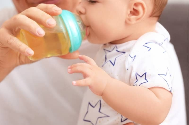 Prune Juice In Formula (How It Benefits A Constipated Child)