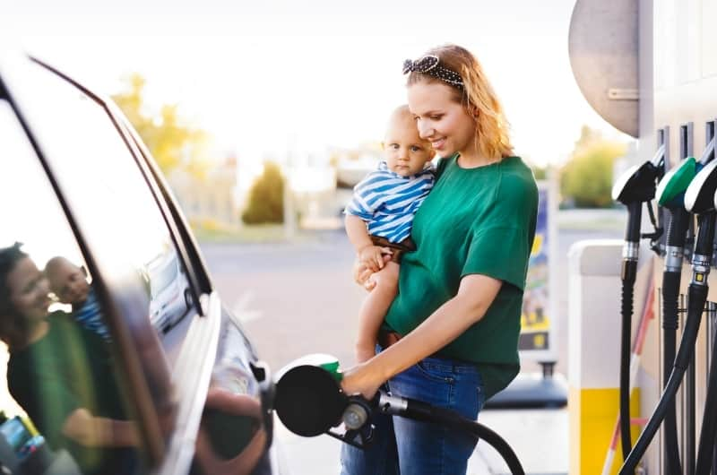 Pumping Gas While Pregnant