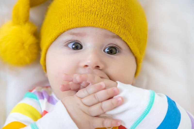 When Do Babies Stop Eating Their Hands?