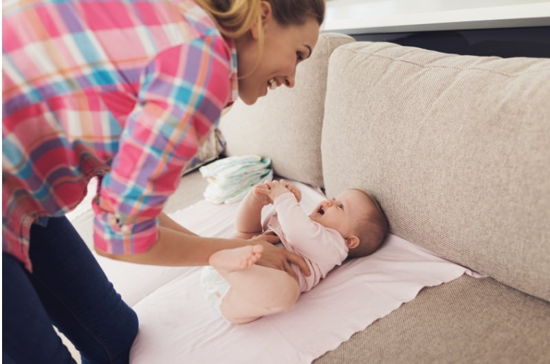 Should I Unswaddle Baby For Night Feedings?