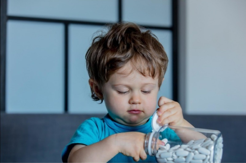 Help! My Toddler Just Ate Tums! What Should I Do?